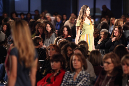 fashion show daniela danesifashion show daniela danesi