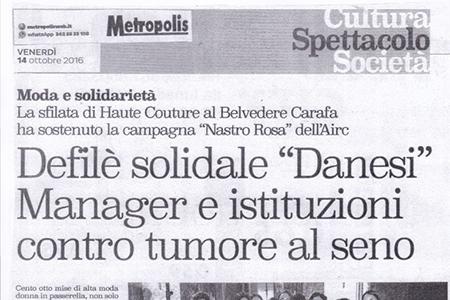 20161014 metropolis Defile Daniela Danesi
