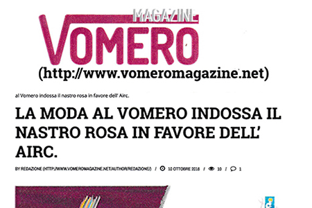 20161027 vomero magazine nastro rosa danesi