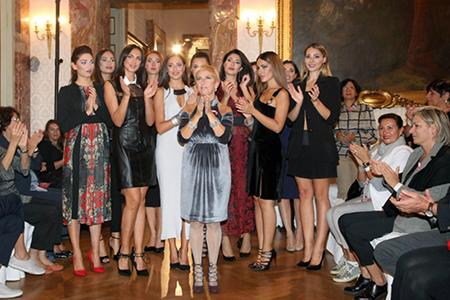 Annalaura Gaudino: Defilè Solidale Firmato Daniela Danesi