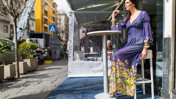 Sorrento, a Villa Fiorentino sfila la collezione di Daniela Danesi