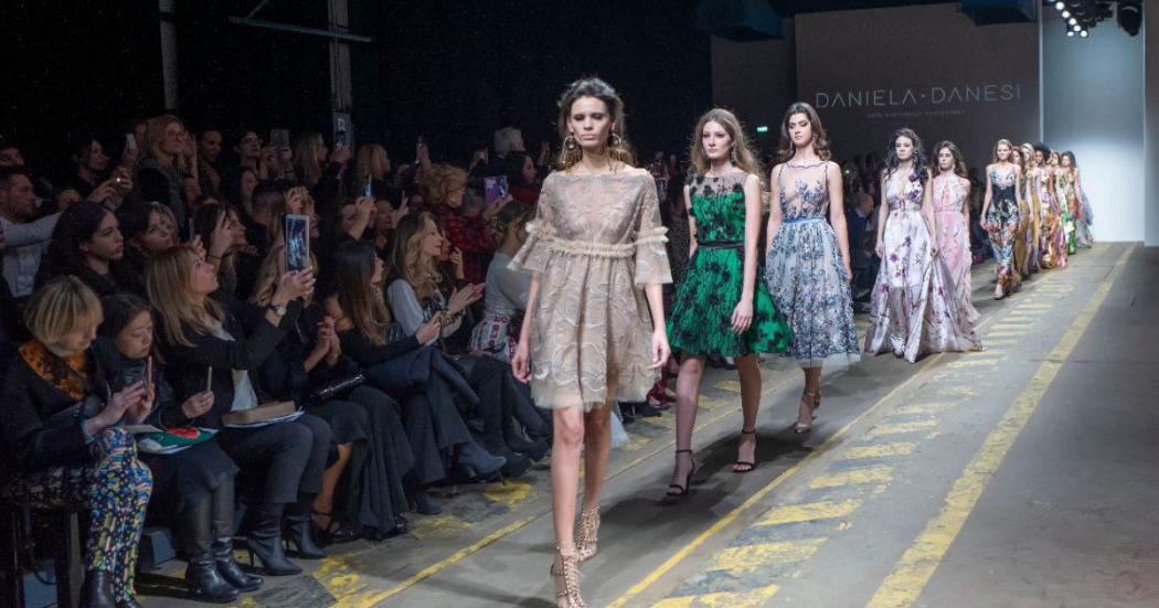 Napoli trionfa con Danesi ad AltaRoma International Couture
