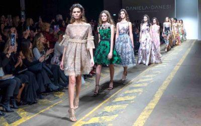 Daniela Danesi trionfa ad Altaroma International Couture